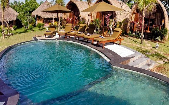 Swimming Pool di Brothers Bungalows