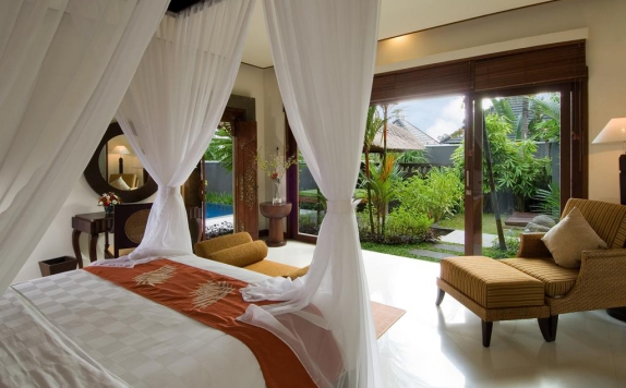 Guest room di Bumi Linggah The Pratama Villas