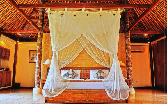 Guest room di Bumi Ubud Resort