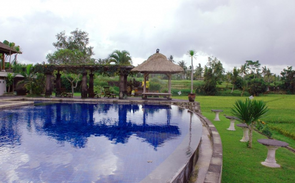 Swimming pool di Bumi Ubud Resort