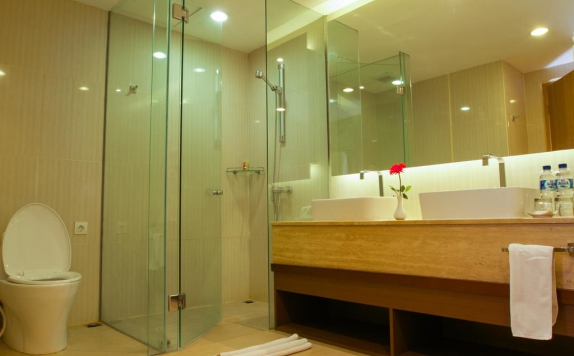 Bathroom di BW Suite Belitung