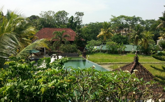 Eksterior di Cendana Resort & Spa