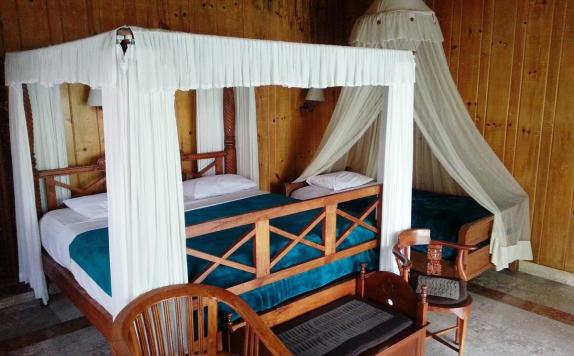 Guest room di Cendana Resort & Spa