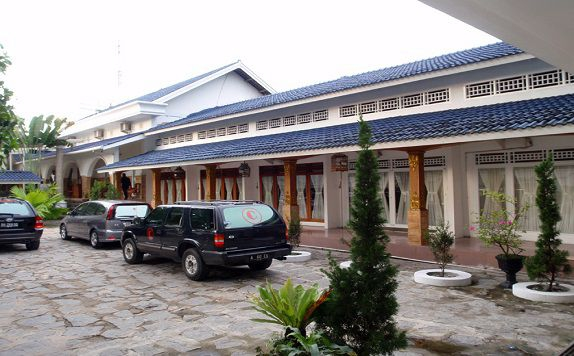 Parking Area di Centrum Hotel