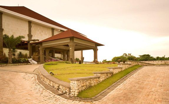 Building di Chateau de Bali Ungasan Boutique Villas and Spa