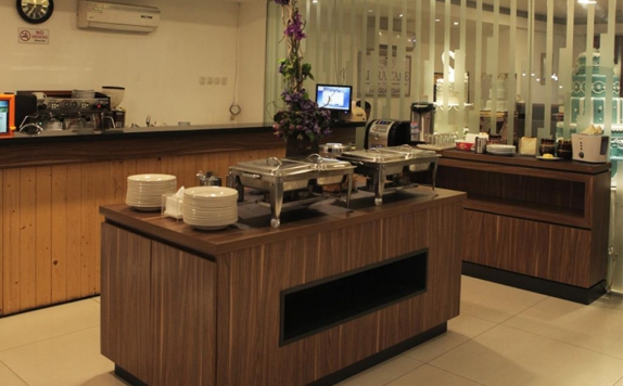 Restaurant di City Icon Residence