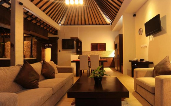 Interior di CK Luxury Villas Bali