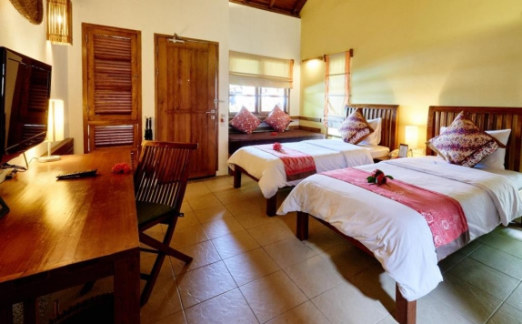 Guest Room di Cocotinos A Boutique Dive Resort & Spa