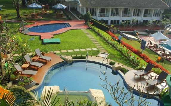 Swimming Pool di Concordia Hotel