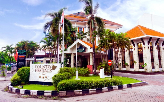 Eksterior di Country Heritage Resort Hotel