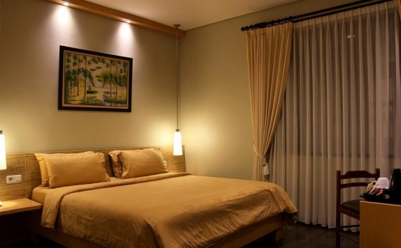 Bedroom di Cozy Guest House