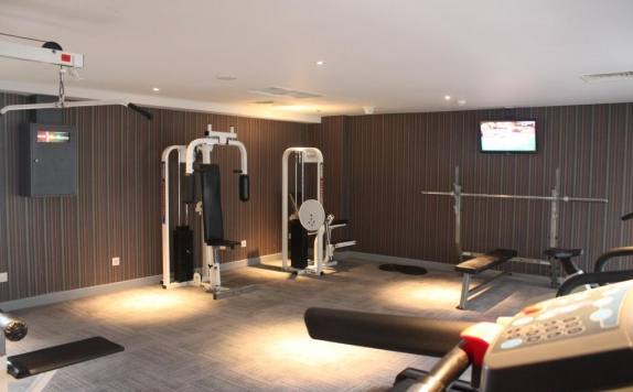Fitness Center di Crown Prince Surabaya