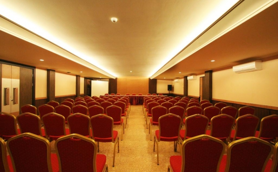 Meeting room di Dafam Cilacap