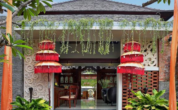 eksterior di Dbulakan Boutique Resort Ubud