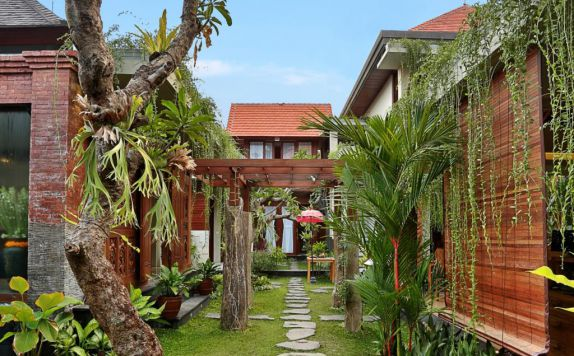 garden di Dbulakan Boutique Resort Ubud