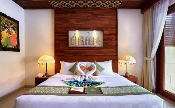 guest room di Dbulakan Boutique Resort Ubud