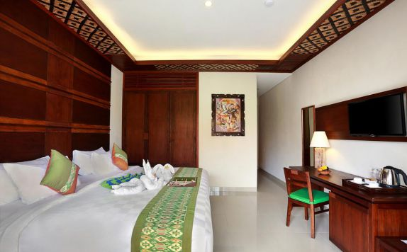 interior di Dbulakan Boutique Resort Ubud