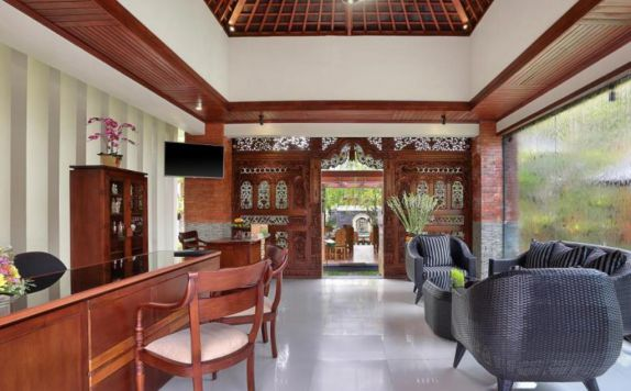 lobby di Dbulakan Boutique Resort Ubud