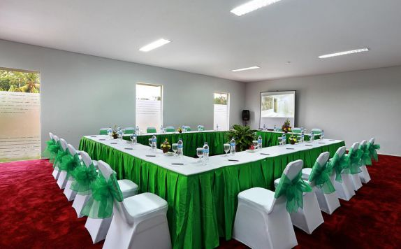 meeting room di Dbulakan Boutique Resort Ubud