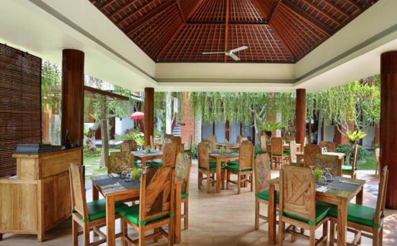 restaurant di Dbulakan Boutique Resort Ubud