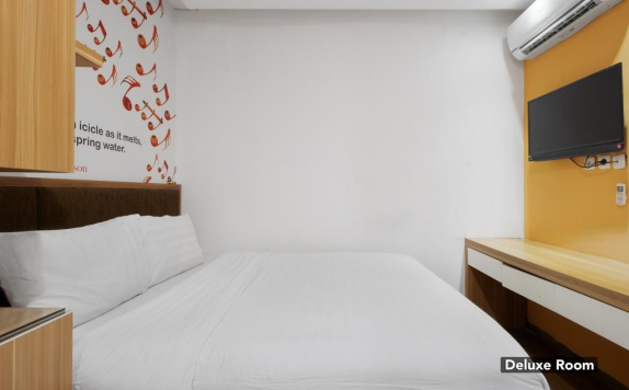 Guest Room di De Green Inn