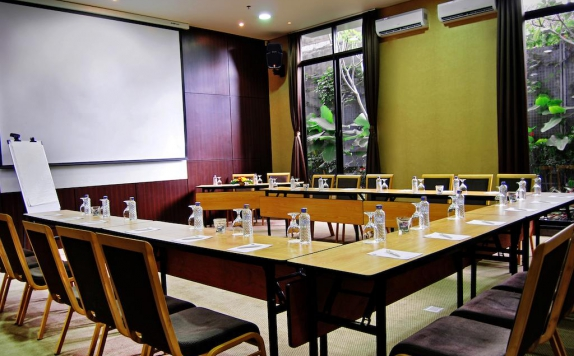 meeting room di de JAVA Hotel Bandung