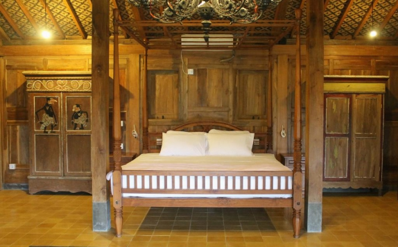 Guest room di Desa Limasan Retreat