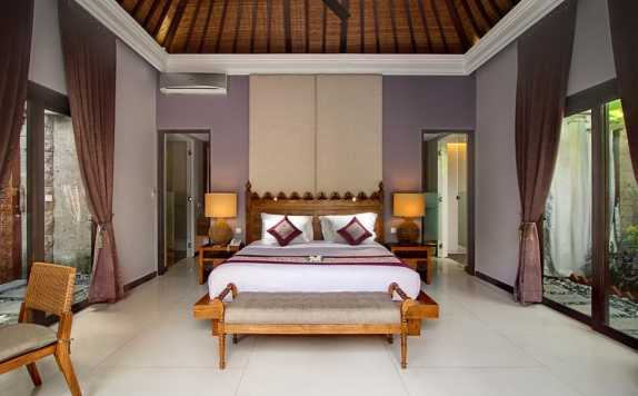 Guest room di De Uma Lokha Luxury Villas and Spa