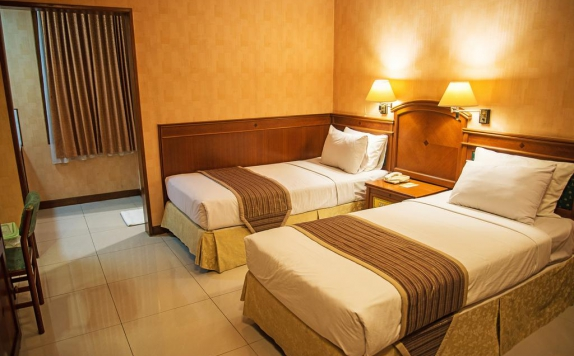 Guest room di Diamond Hotel