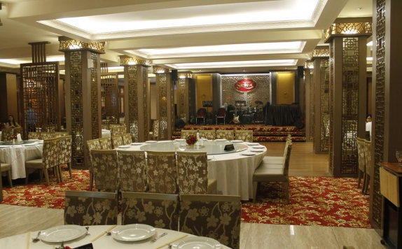 Restaurant di Diamond Hotel