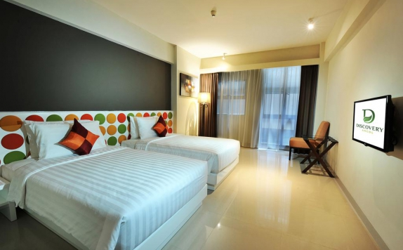 Guest Room di Discovery Hotel & Convention Ancol