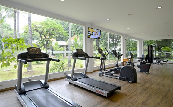 Gym di Discovery Hotel & Convention Ancol