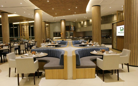 Restaurant di Discovery Hotel & Convention Ancol
