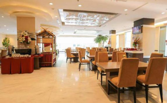 Restaurant di D'Maleo Hotel & Convention