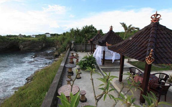 di Dodol Lembongan Cliff Sunset Homestay