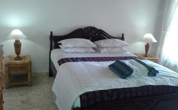 Double Bed Room Hotel di Double One Villas