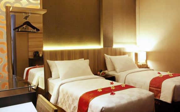 guest room twin di D'Ox Ville Hotel