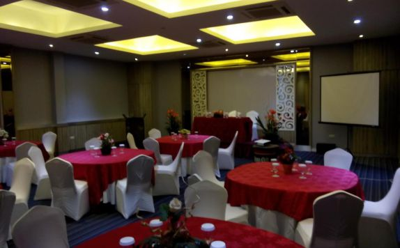 meeting room di D'Ox Ville Hotel