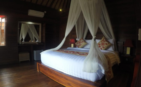 Guest room di Dream Beach Cottages