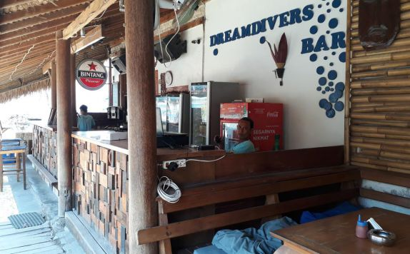 Bar di Dream Divers
