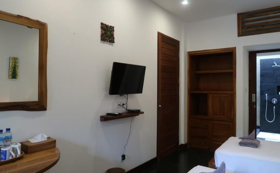 Twin Bed Room di Dream Divers