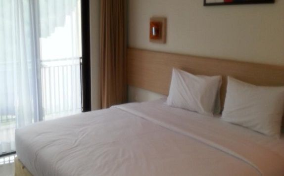 King Bed di Dream Resort Ciwidey