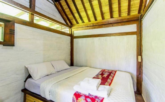Guest room di Dulang Resort and Resto