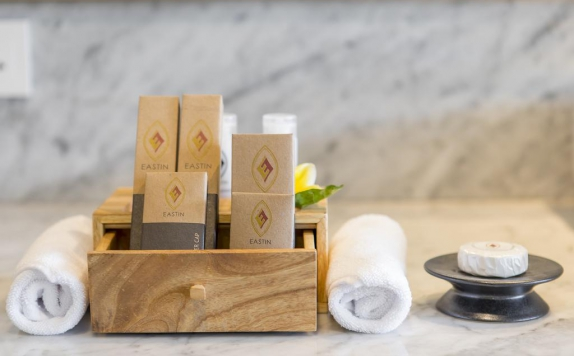 Amenities di Eastin Ashta Resort Canggu