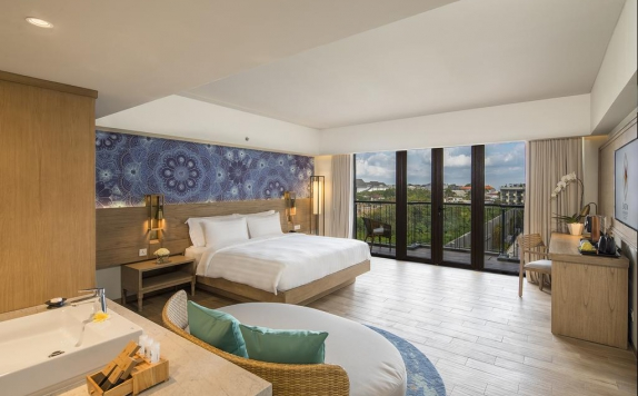 Guest room di Eastin Ashta Resort Canggu