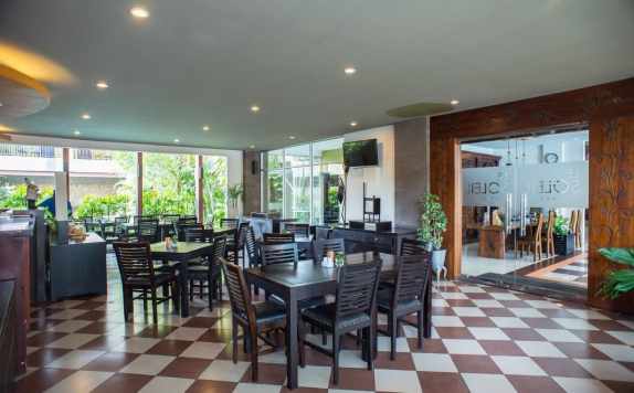Restaurant di Eclipse Hotel