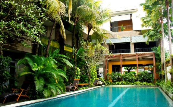 Swimming Pool di Eclipse Hotel