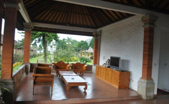 Living Room di Enjung Beji Resort