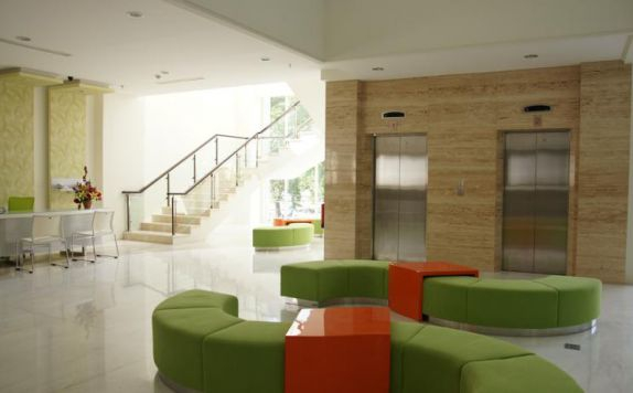 Lobby di Everbright Hotel
