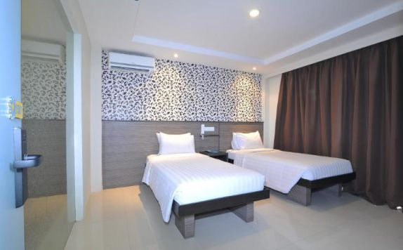 guest room twin bed di Everyday Smart Bali